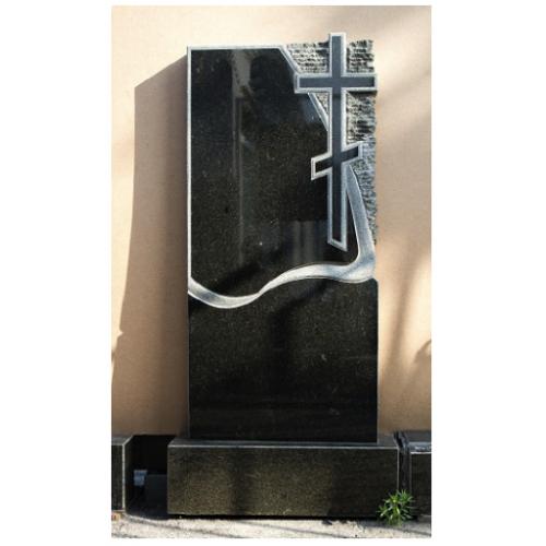 Готовый гранитный памятник №105