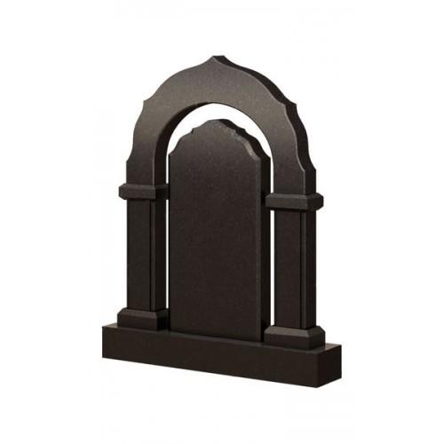 Эксклюзивный памятник с аркой из гранита AM7257