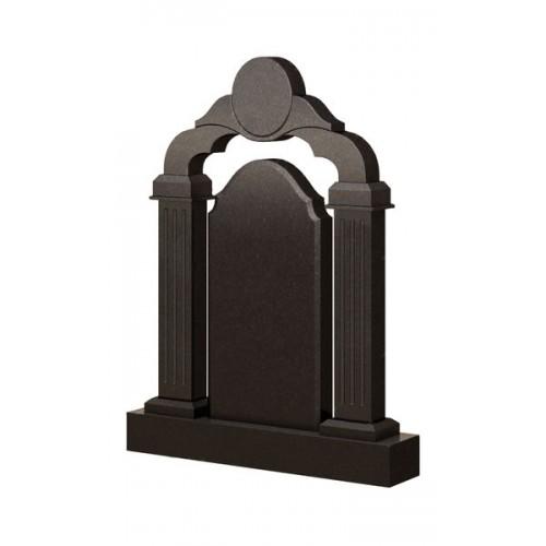 Эксклюзивный памятник с аркой из гранита AM7262