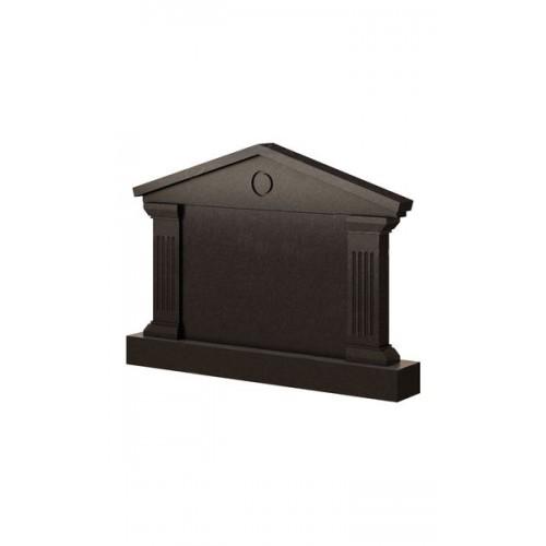Эксклюзивный памятник с аркой из гранита AM7266