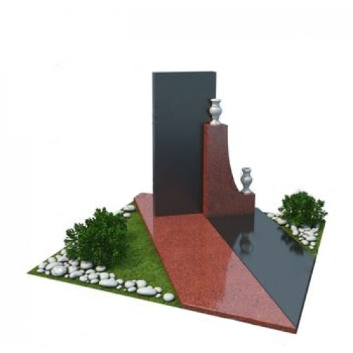 Мемориальный комплекс из гранита AM4782