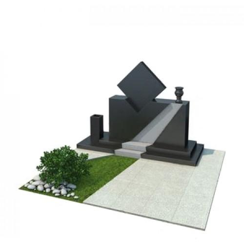 Мемориальный комплекс из гранита AM4808