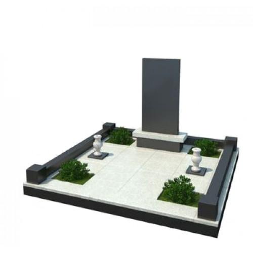 Мемориальный комплекс из гранита AM4932