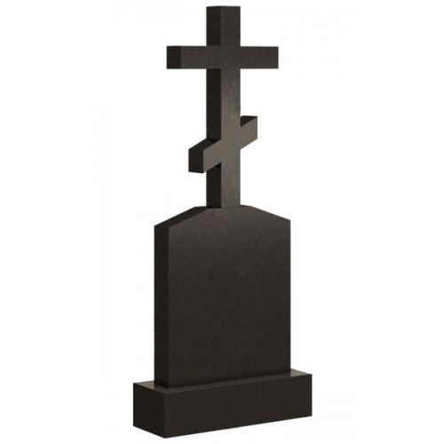 Памятник с крестом из гранита AM3225