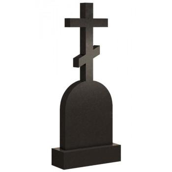 Памятник с крестом из гранита AM3228