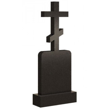 Памятник с крестом из гранита AM3224