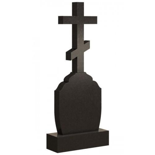 Памятник с крестом из гранита AM3227
