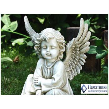 Скульптура ангелочка №01