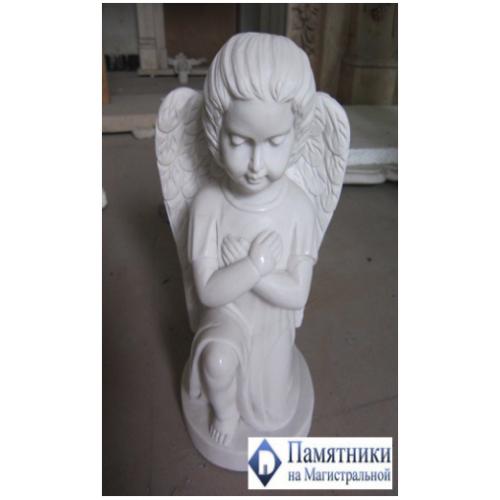 Ангел мраморный №010