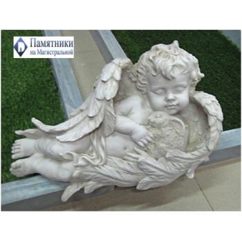 Ангел мраморный №02