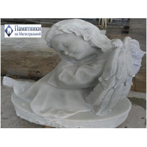 Ангел мраморный №03