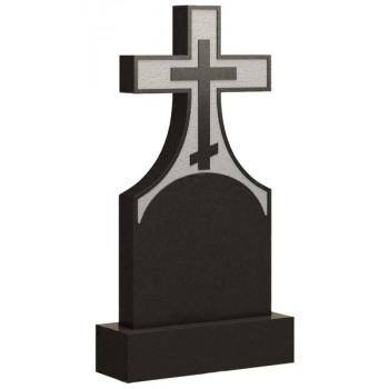 Памятник с крестом из гранита AM1640