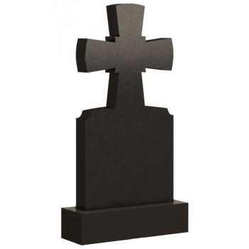 Памятник с крестом из гранита AM1646