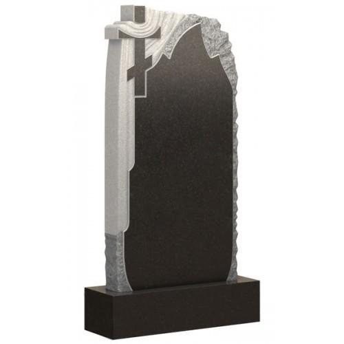 Вертикальный памятник из гранита AM1764