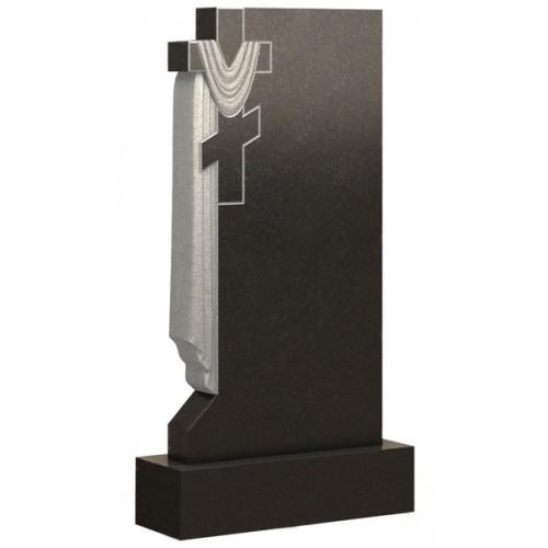 Вертикальный памятник из гранита AM1059