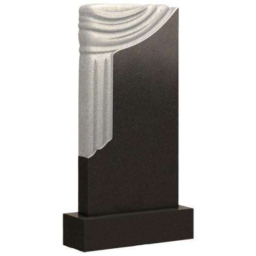 Вертикальный памятник из гранита AM1785