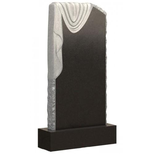 Вертикальный памятник из гранита AM1786