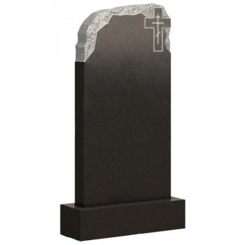 Вертикальный памятник из гранита AM1045
