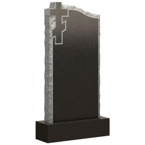 Вертикальный памятник из гранита AM1072