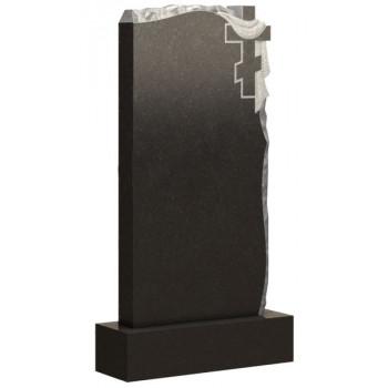 Вертикальный памятник из гранита AM1065