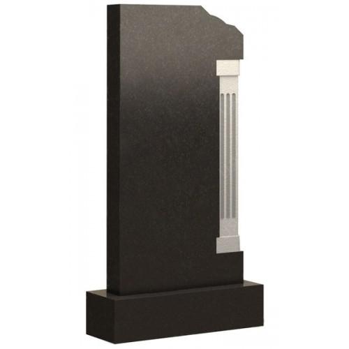 Вертикальный памятник из гранита AM1071